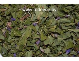 Кипрей ( иван-чай) +  лабазник  + малина  + репешок  + астрагал + смородина(м.побеги)  + вереск + чабрец , дикорастущие  растения Беларуси в сухом виде., купить.