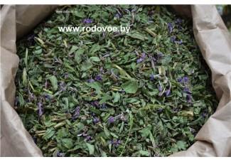 Кипрей узколистный (иван-чай), чабрец, высушенные травы.