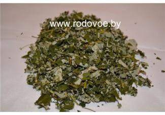 Малина, лист малины, стебель, верхушки, высушенная трава, купить, есть в наличии.